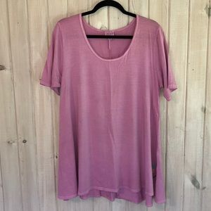 💜Limited Edition Lilac Lularoe Perfect T💜